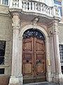 Palais Campofranco in Bozen - Eingang in der Mustergasse.JPG