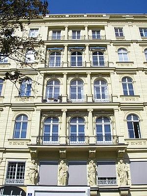 Palais Gomperz - Palais Gomperz