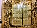 Palazzo Doria-Tursi Genova Elenco Sindaci Comune di Genova 1975-2017.jpg