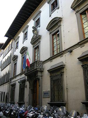 Palazzo Compagni - Palazzo Compagni