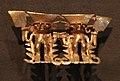 Panama, parita, pendente nasale con pipistrello, oro, XI-XVI secolo ca., dalla penisola di azuero.jpg