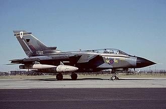 No. 13 Squadron RAF - Image: Panavia Tornado GR1A, UK Air Force AN1778123