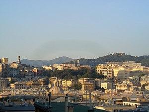 Genoa Italy Attraction