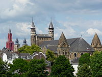 The city of Maastricht.