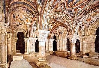 Sancha of León - The Royal Pantheon