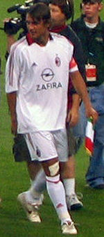 List of A.C. Milan players - Wikipedia, the free encyclopedia
