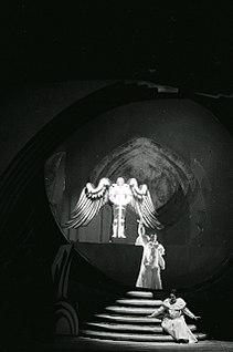 <i>The Fiery Angel</i> (opera) opera by Sergei Prokofiev