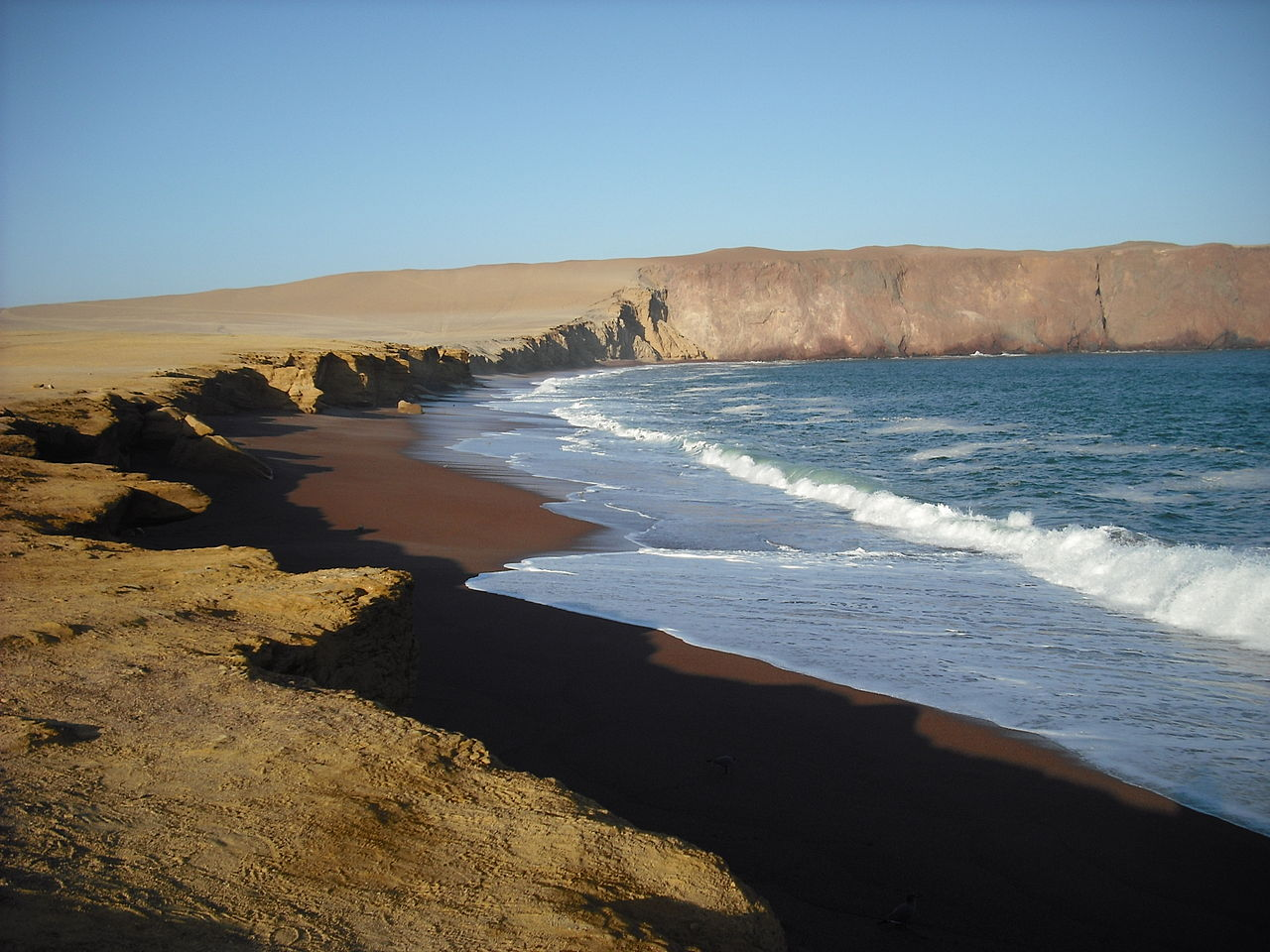 Paracas - Playa Roja3.JPG