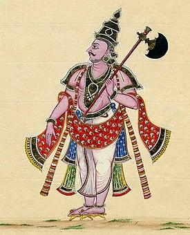 भगवान परशुराम।