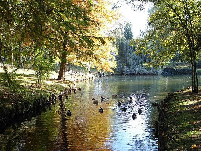 File parc lefevre1 livry wikimedia commons - Piscine foret noire allemagne saint denis ...
