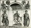 Paris, Bibliotheque Nationale, Drawing Arcus Einhardi, 17th c - detail3.jpg