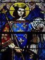Paris (75017) Notre-Dame-de-Compassion Chapelle royale Saint-Ferdinand Vitrail 11.JPG