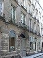 Paris - 15 rue Dussoubs - facade rue.jpg