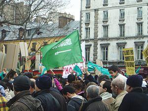[February 11, 2006 Parisian protest against th...