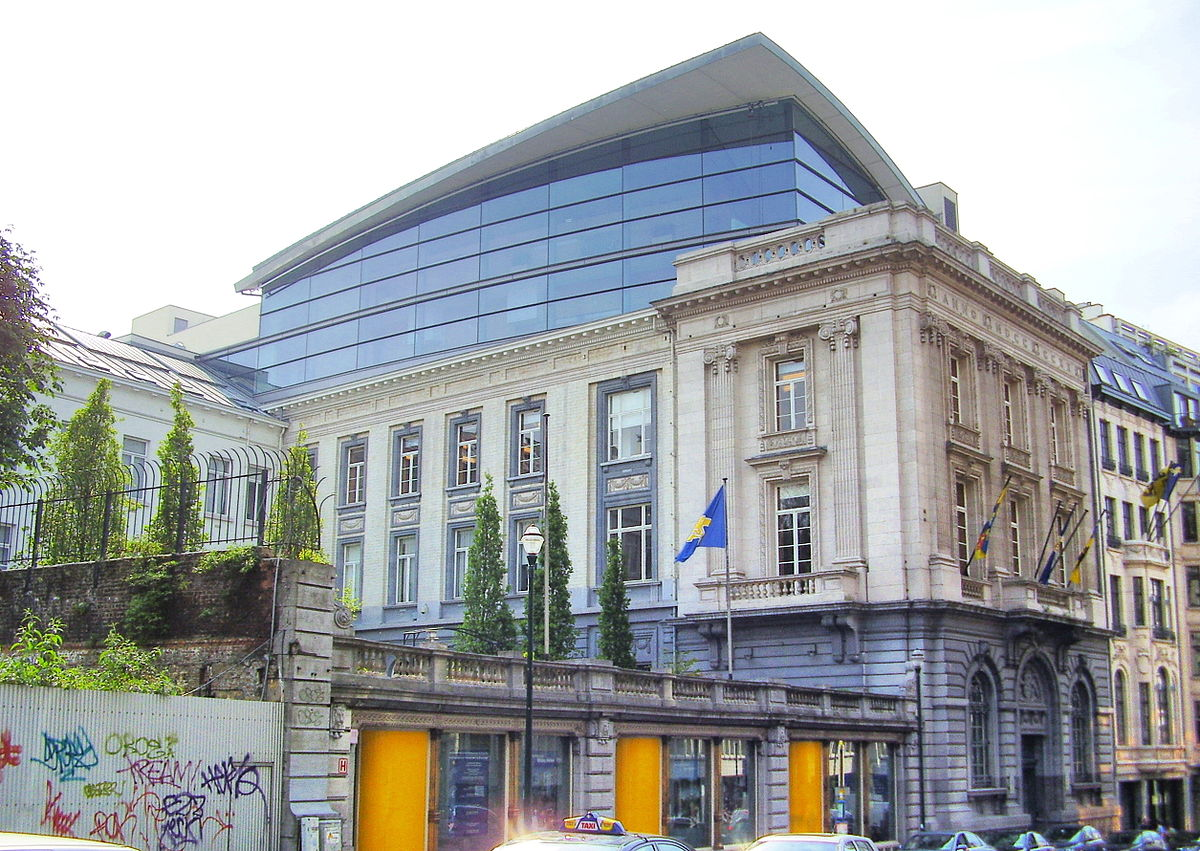 Parlamento de bruselas wikipedia la enciclopedia libre for Parlamento wikipedia