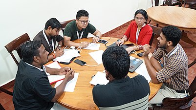 Participants at Wikimedia Education SAARC Conference 2019 (77).jpg