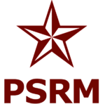 Party of Socialists of the Republic of Moldova logo.png