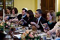 Passover Seder Dinner at the White House 2010.jpg