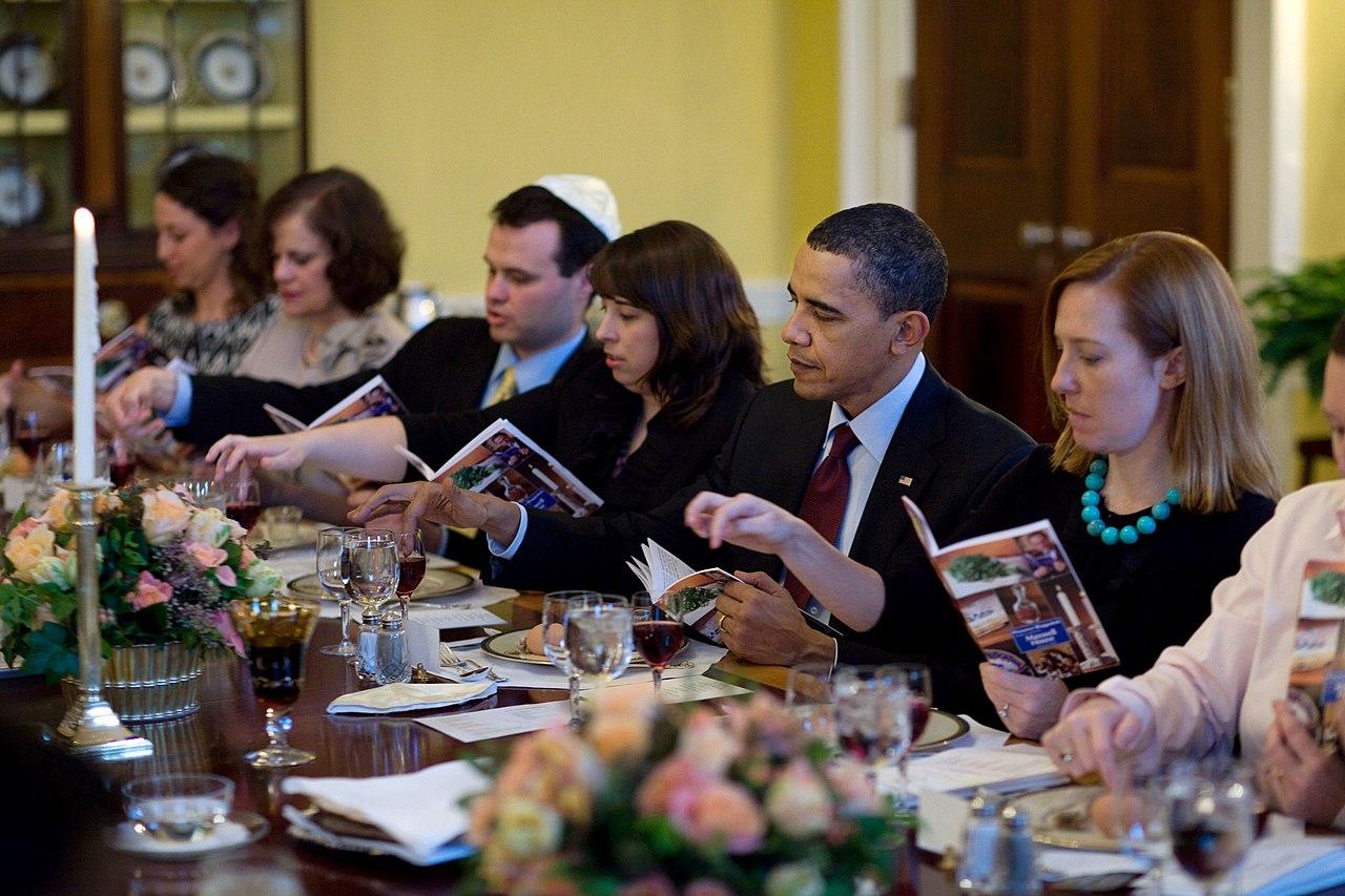 File Passover Seder Dinner At The White House 2010 Jpg