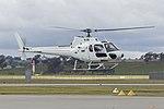 Pastoral Performance Pty Ltd (VH-LRW) Eurocopter AS350 B2 at Wagga Wagga Airport.jpg