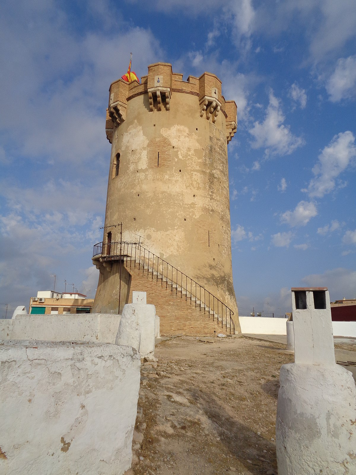 Tower Of Paterna Wikipedia