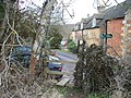 Path meets road - geograph.org.uk - 1728756.jpg