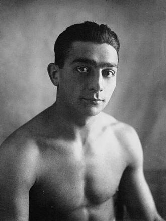 Paul Fritsch - Paul Fritsch in 1922