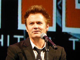 Paul McDermott Australian comedian, singer and television presenter