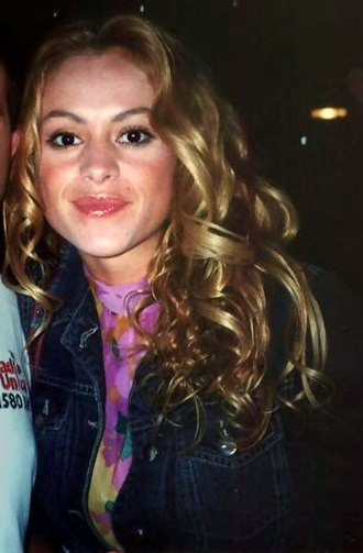 Paulina Rubio - Paulina Rubio in July 2000