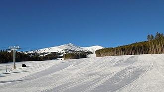 Tenmile Range - Image: Peaks 7 and 8