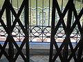 Peeping through a collapsible gate.jpg