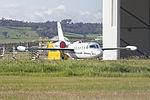 Pel-Air (VH-AJG) IAI Westwind 1124 parked at Wagga Wagga Airport.jpg