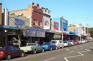 Penshurst, New South Wales - Penshurst Street