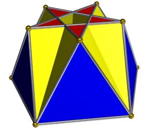 Pentagrammic cuploid - Image: Pentagrammic cuploid