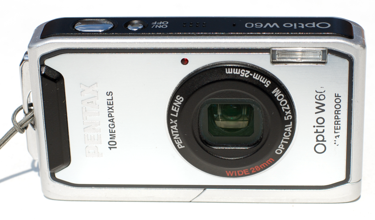 Pentax Optio W60