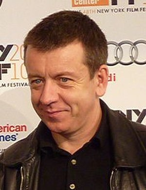 Peter Morgan - Image: Peter Morgan 2010