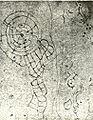 Petroglifos en Esperon - Combarro - Poio por Henrique Campo.jpg