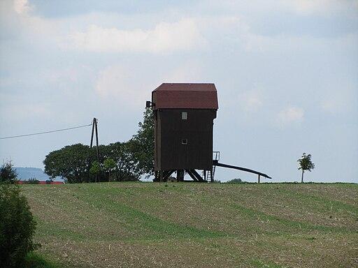 Pettstädt, Windmühle