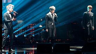 Phantom (band) - Image: Phantom (South Korean band) from acrofan