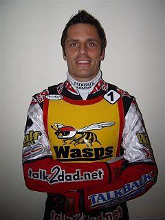 Phil Morris (speedway rider) British speedway rider