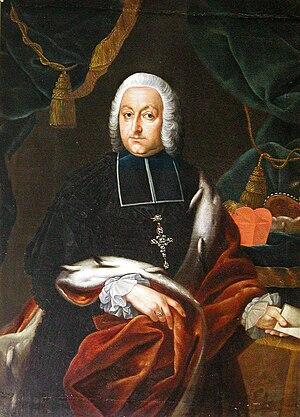 House of Franckenstein - Philipp Anton von Franckenstein, Prince-Bishop of Bamberg (1746-1753)
