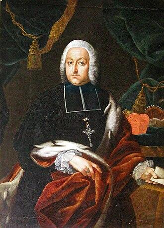 Forchheim - Johann Philipp Anton von Franckenstein