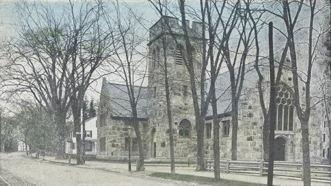 Phillips Church, Exeter, NH