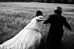 English: wedding photography Français : photog...