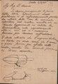 Piaggio, lettera sul prototipo di Vespa MP3, Biella 1945 - san dl SAN TXT-00003405.pdf