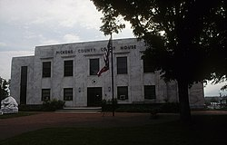 Pickens County Courthouse, Jasper, Georgia