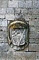 Picquigny pignon ferme du château (écusson) 1.jpg