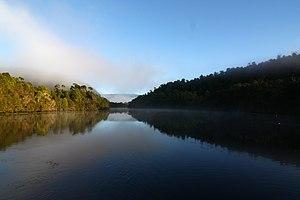 Pieman River - The Pieman River