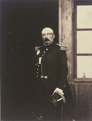 Pierre Bosquet - Pierre Bosquet during the Crimean War