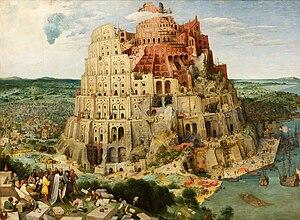 Resultado de imagen para torre de Babel